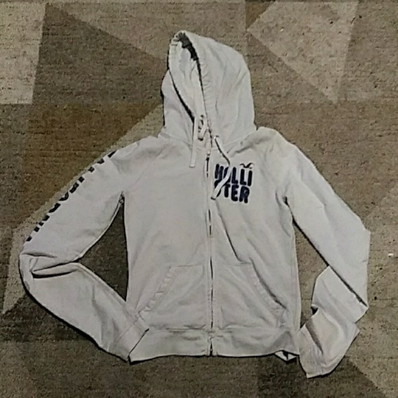 Hollister Tops - Hollister Hoodie Large